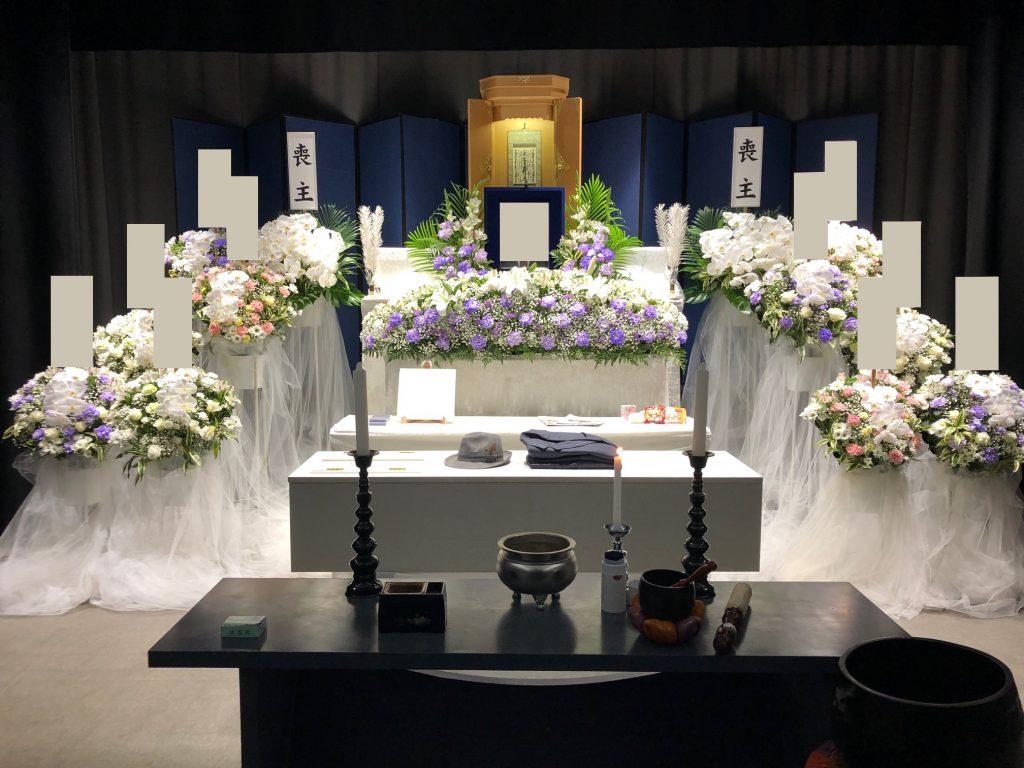 事例のご紹介】横浜市北部斎場でのひなたの一日葬 | 【公式】お葬式のひなた